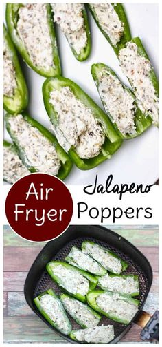 These Air Fryer jalapeno poppers are keto and gluten free! Use three simple ingredients to have them on the table in minutes These Air Fryer jalapeno poppers are keto and gluten free! Use three simple ingredients to have them on the table in minutes Air Fryer Recipes Potatoes, Air Fryer Oven Recipes, Air Frier Recipes, Air Fryer Dinner Recipes, Air Fryer Recipes Gluten Free, Air Fryer Recipes Vegetables, Air Fryer Recipes Vegetarian, Vegetarian Cooking, Avocado Toast