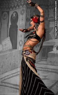 Rachel Brice, One of my biggest inspirations in Tribal Fusion Belly Dance.