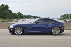 Calichase's interlagos blue z4///M coupe Bugatti, Lamborghini, Ferrari, Bmw Z4 M, Porsche, Tuner Cars, Bmw Cars, Manual Transmission, Great Pictures