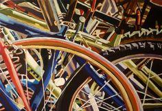 Rainbow Bikes - SOLD | Flickr - Photo Sharing!