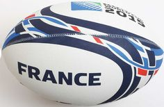 Ballon Rugby Supporteur France RWC 2015 / Gilbert