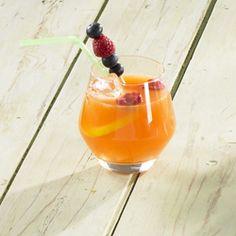 Loco Rum Passion (cocktail met rum en passoa)