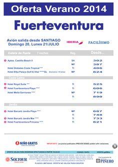 Mas que 2x1 Hoteles en Fuerteventura, salidas 20 y 21 Julio desde Santiago ultimo minuto - http://zocotours.com/mas-que-2x1-hoteles-en-fuerteventura-salidas-20-y-21-julio-desde-santiago-ultimo-minuto/