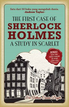 The First Case solved by Sherlock Holmes, and surely the first story that capture the legendary moment when Dr. Watson met Sherlock Holmes for the first time.