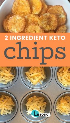 Get snacking with some low carb easy to make keto-friendly keto chips. ready in just a few minutes these 2 ingredient chips will satisfy your snack craving when you are on a low carb diet. Cheddar Cheese and egg whites is all it takes. A keto chip recipe Keto Foods, Ketogenic Recipes, Diet Recipes, Snack Recipes, Cooking Recipes, Healthy Recipes, Diet Tips, Ketogenic Diet, Water Recipes