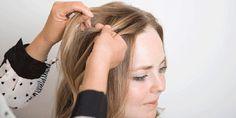 How to do the Messy Mermaid Braid – Lavish Braids Cool Braid Hairstyles, Loose Hairstyles, Pretty Hairstyles, African Hairstyles, Mermaid Braid, Top Braid, Different Hair Types, Twist Braids, Fishtail Braids