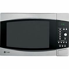 Ge Profile 1 5 Cubic Foot Stainless Steel Convection Microwave Oven