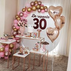 My This Pin About Happy Birthday cards For Dad Also We Have happy birthday Wishes For parents 30th Party, 30th Birthday Parties, Birthday Party Decorations, Diy Birthday, Birthday Ideas, Happy Birthday Wishes Cards, Birthday Balloons, Instagram, 30th Anniversary Parties