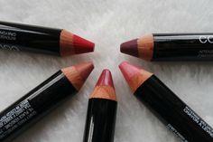 Maybelline Color Drama Velvet Lip Pencils. Love these!
