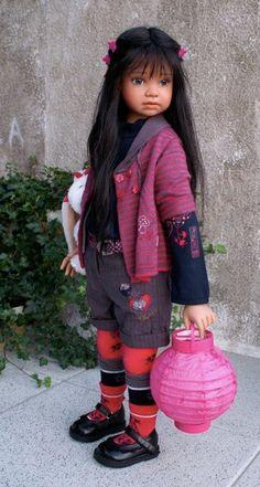 Jorgelina Angela doll