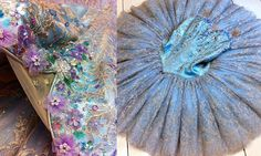 Fairy of the Crystal Fountain tutu