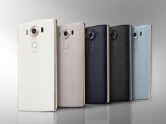 LG V20 mit Android 7.0 Nougat Release auf der IFA 2016