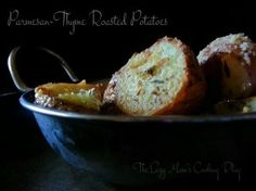 Parmesan Thyme Roasted Potatoes