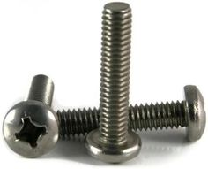 Phillips Flat Head Sheet Metal Screws 18-8 Stainless Steel #12 x 1-3//4 Qty-100