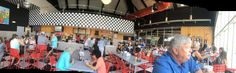 July Panoramic View Cafe at Discovery Park America Union City, TN Iphone Panoramic Pictures, On A Clear Day, Union City, Discovery, Eating Places, America, Park, People, Restaurant