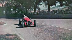 "1938? Giuseppe ""Nino"" Farina - Alfa Romeo 312?"