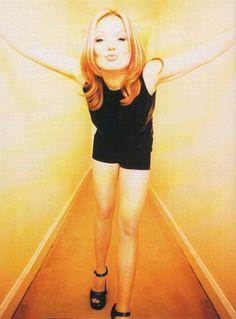 Spice Girls Geri Haliwell