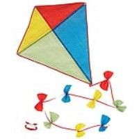 A firm favourite from Moulin Roty is this classic Diamond-shaped kite! We're sure you won't forget the fun days out at the park letting this super Kite Making, Go Fly A Kite, Fun Days Out, Little Bow, Classic Toys, Diamond Shapes, Geometric Shapes, Bunt, Kids Toys