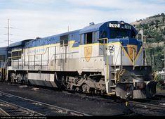 RailPictures.Net Photo: DH 762 Delaware & Hudson GE U33C at Binghamton, New York by Mike Stellpflug