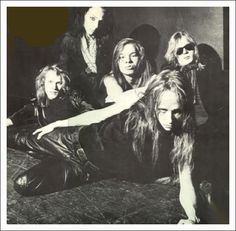 Smack were a loud, raunchy band from Finland active from 1982 to 1990.  Their sound was heavily influenced by proto-punk bands such as MC5 and Iggy and the Stooges.