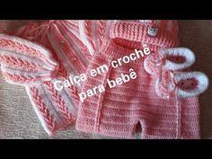 Crochet Baby Booties, Baby Blanket Crochet, Knit Crochet, Baby Knitting Patterns, Baby Patterns, Baby Romper Pattern, Silicone Reborn Babies, Baby Pants, Cute Baby Girl