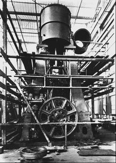 "RMS ""Titanic""'s reciprocating engine"