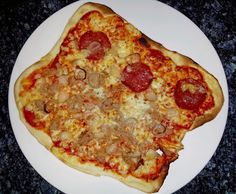 Weltbester Pizzateig