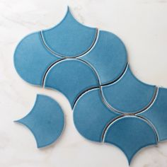 Ogee Drops in our layout adds just the right amount of character to any space. Mermaid Tile, Fish Scale Tile, Fireclay Tile, Dream Beach Houses, Recycling, Layout, Moroccan, Instagram Posts, Handmade