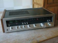 Vintage 1970 s KENWOOD AM-FM Receiver Model KR-5600