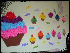 παιχνιδοκαμώματα στου νηπ/γειου τα δρώμενα: ευχαριστώ - παρακαλώ !!! Fall Crafts, Bulletin Boards, Back To School, Autumn, Doors, Blog, Autumn Crafts, Fall Season, Bulletin Board