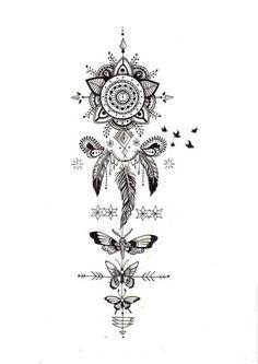 ideia para tattoo da costela