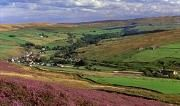 Durham Dales Teesdale and Weardale in the Durham Dales and the North Pennines Area of Outstanding Natural Beauty are definitely sights to behold - peaceful, rich and varied landscapes of moors and hills, valleys and rivers, dotted with picturesque villages