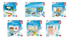 #Aprendo, la nueva colección educativa de #Educa #borras #juguetes