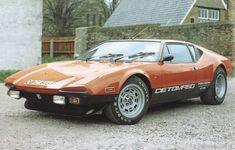 1976 DE TOMASO PANTERA GTS