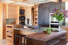 Orinda Residence - contemporary - kitchen - san francisco - Applegate Tran Interiors