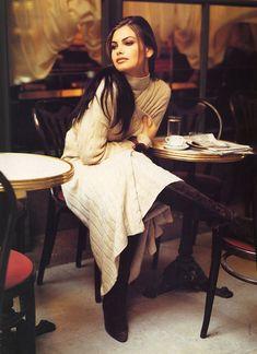 Gretha by JR Duran, 1992 ELLE UK