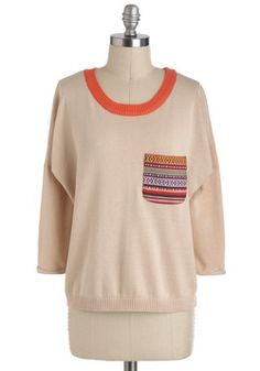 Southwest in My Heart Sweater, #ModCloth