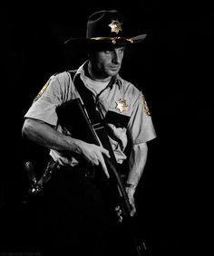 Sheriff Rick Grimes #TheWalkingDead