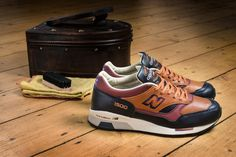 sale retailer 5113a c7323  NewBalance 1500 Made In England Gentlemans Choice Pack  sneakers Gym Tan  Laundry, Cool