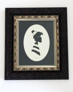 Amazing pop culture paper-cut silhouettes