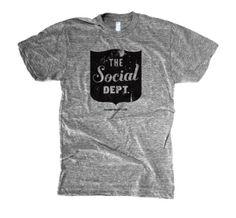 The Social Dept. Crest