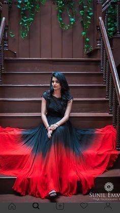 Buy Attractive georgette multicolor anarkali salwar suit on latest Salwar Suit Indian Gowns Dresses, Indian Fashion Dresses, Dress Indian Style, Indian Designer Outfits, Designer Gowns, Robe Anarkali, Saree Dress, Lehenga, Pretty Dresses