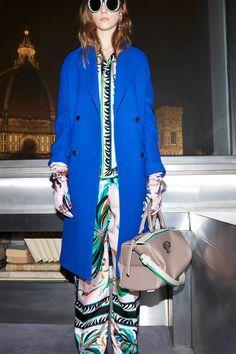 Emilio Pucci Pre-Fall 2016 Fashion Show