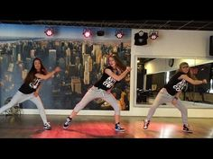 Jason Derulo - Want To Want Me - Fitness Dance Choreography - YouTube