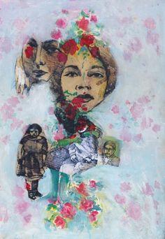 Forough by Shahram Karimi, Mixed media. Courtesy the artist & LTMH Gallery, NY, 2010