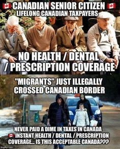 i might enter canada this way.pretend im a muslim & sit back for the handouts. Liberal Hypocrisy, Political Ideology, Political Memes, Politicians, Liberal Memes, I Am Canadian, Canadian History, Pray For Us, Conservative Politics