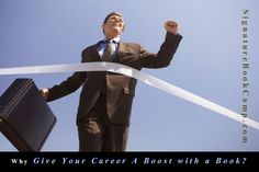 Why Boost Your Career With A Book