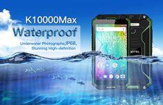 OUKITEL K10000 Max with unbelievable IP68 Waterproof