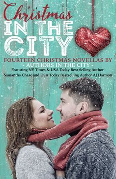 Release Blitz:: Christmas in the City
