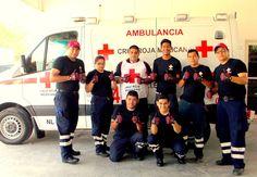 Guante R21 Rescue Ringers Gloves listos para apoyar a los Profesionales de Cruz Roja Mexicana Delegación Allende.  EMS Mexico | Equipando a los Profesionales  Fotografía cortesía de #CruzRojaMexicana Delegación Allende, N.L. durante evento del #DíadelSocorristaVoluntario
